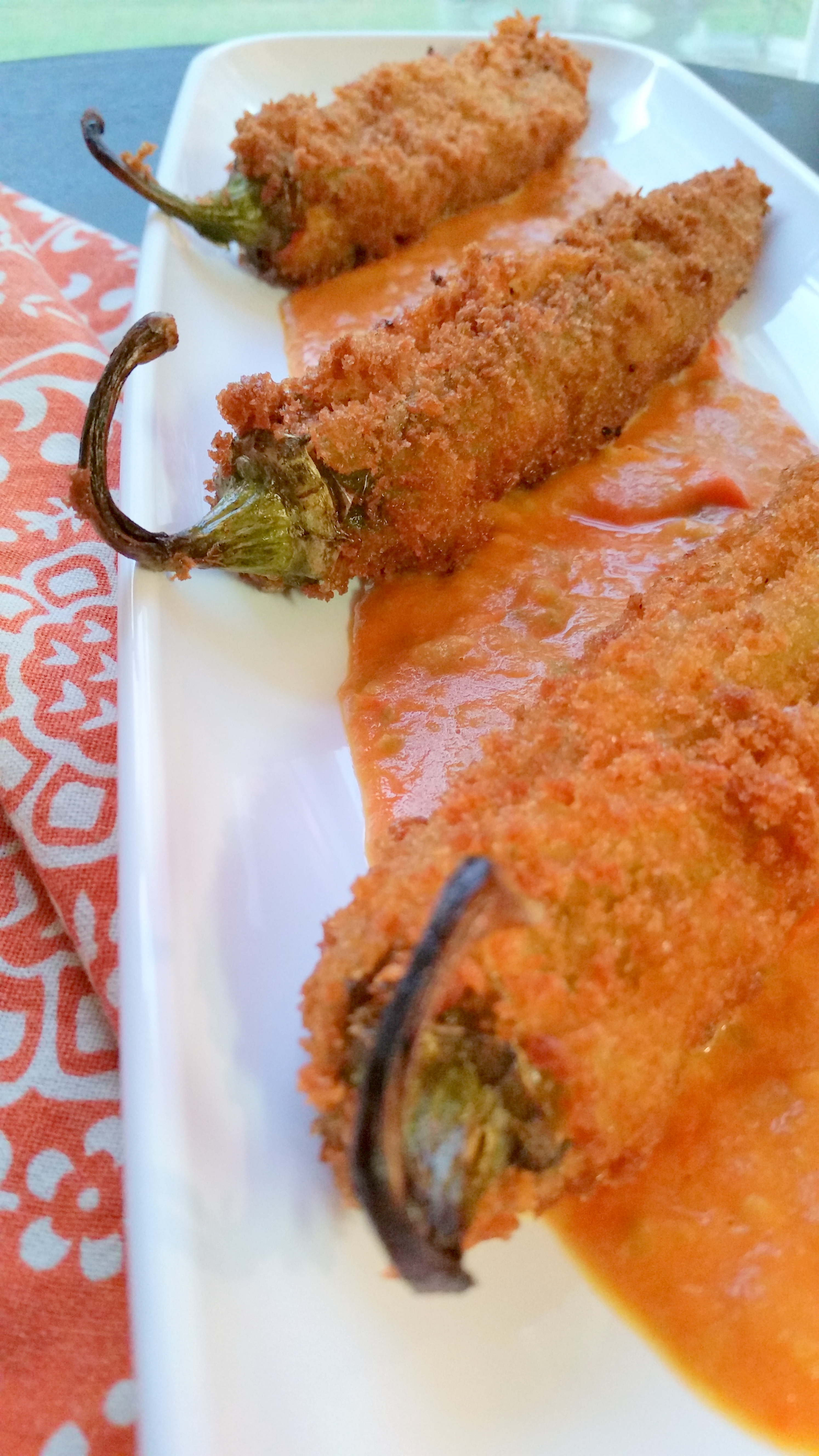 Hatch Chile rellenos