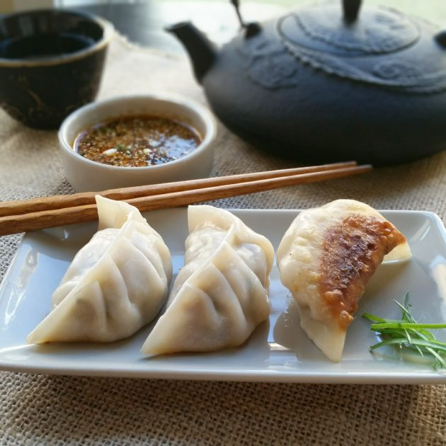 Ultimate Dumplings