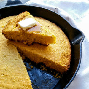 Honey Butter Cornbread