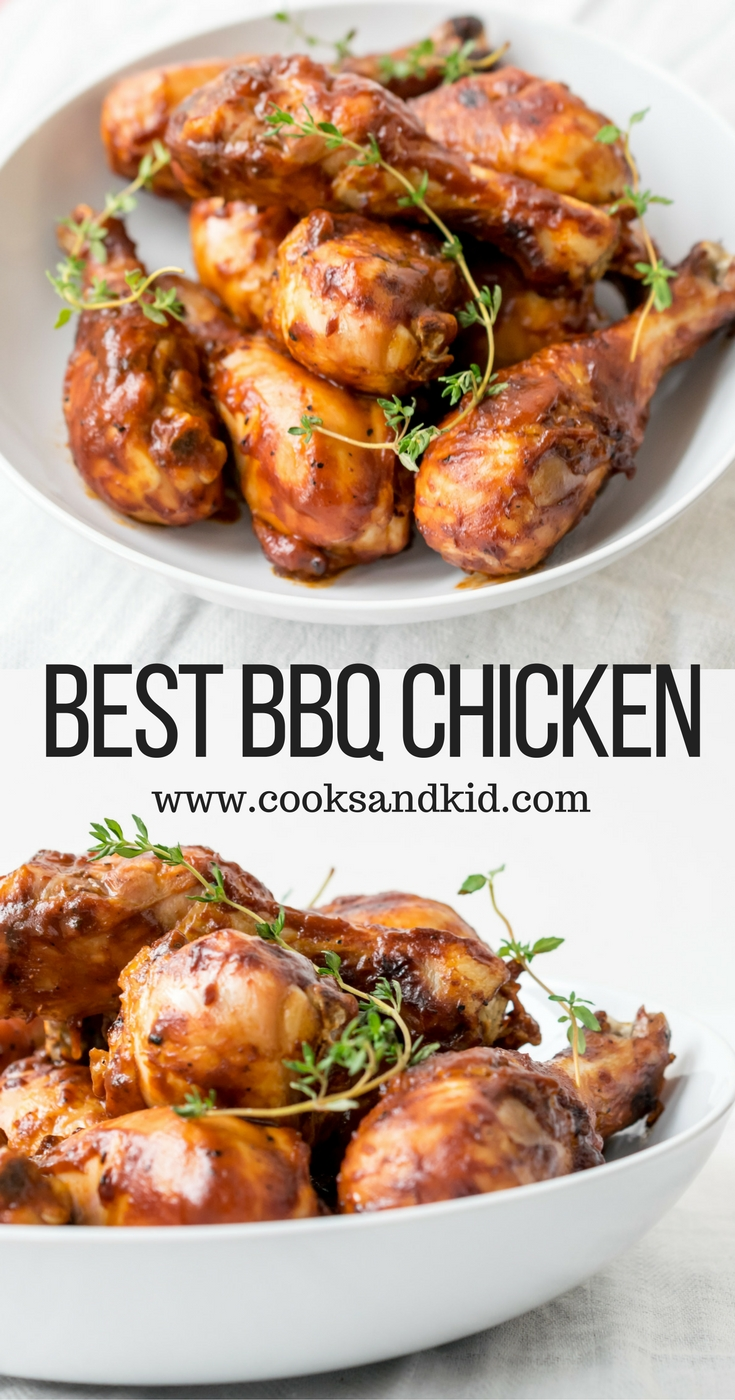 Go-To BBQ Chicken