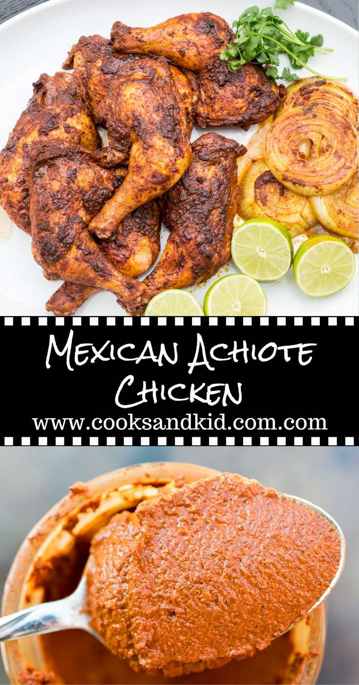 Mexican Achiote Chicken