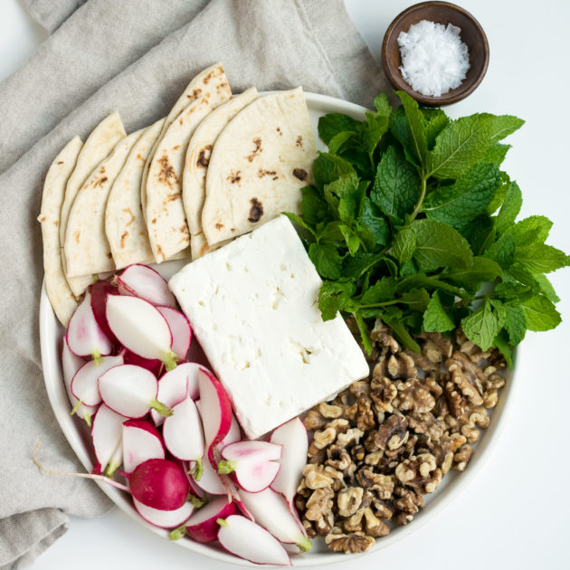 Persian Cheese Plate