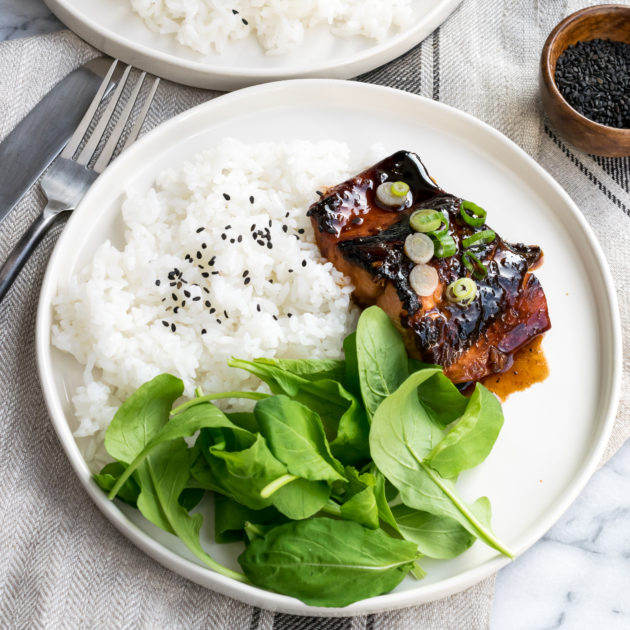 Sambal Salmon…Spicy