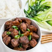 Chinese Braised Pork Shoulder